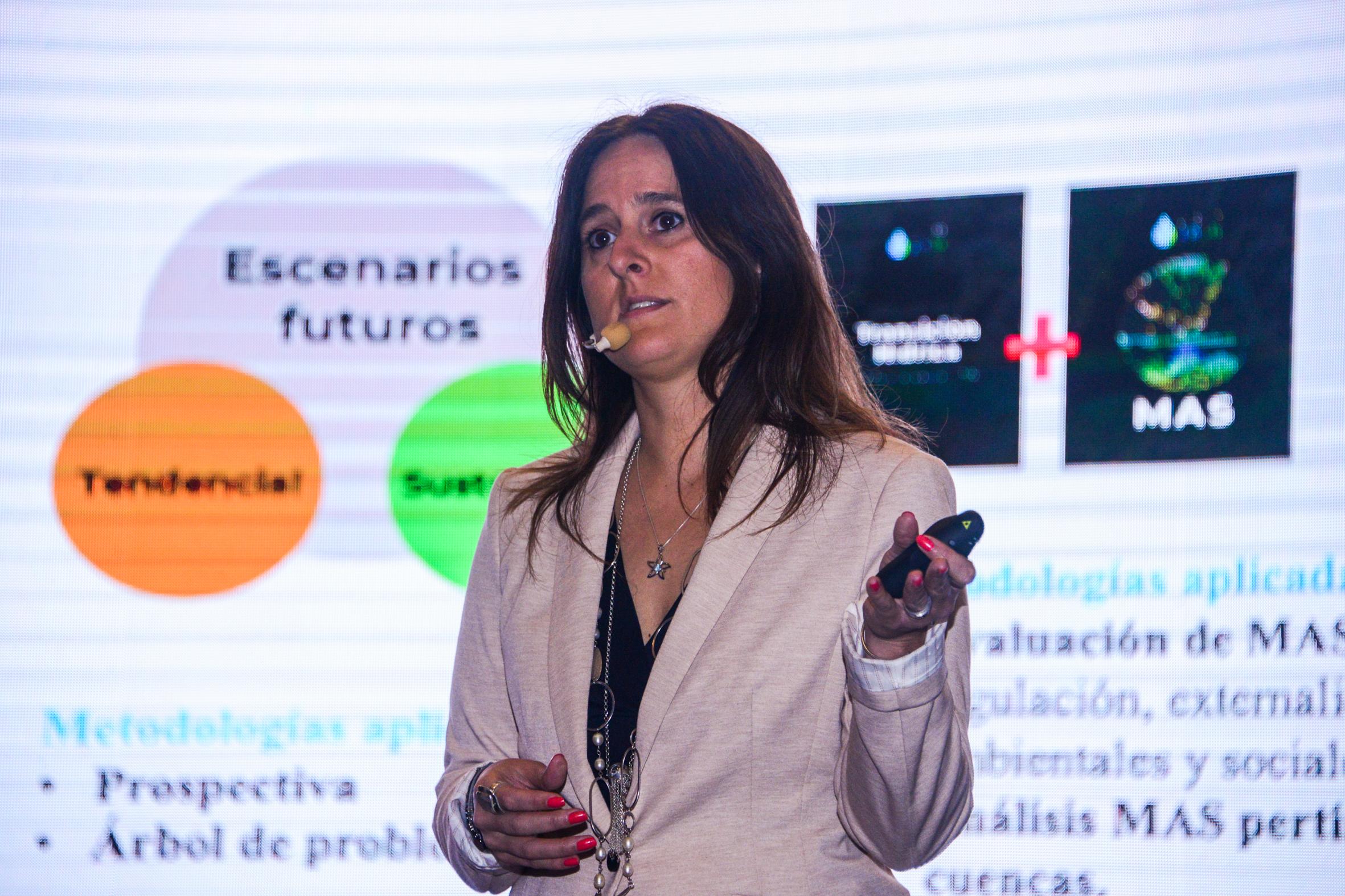 Ulrike Broschek, líder Escenarios Hídricos Subgerente de Sustentabilidad Fundación Chile - Diario Puerto Varas