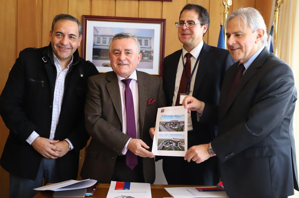 Proyecto Hospital de Puerto Varas y Cesfam de Nueva Braunau - Diario Puerto Varas