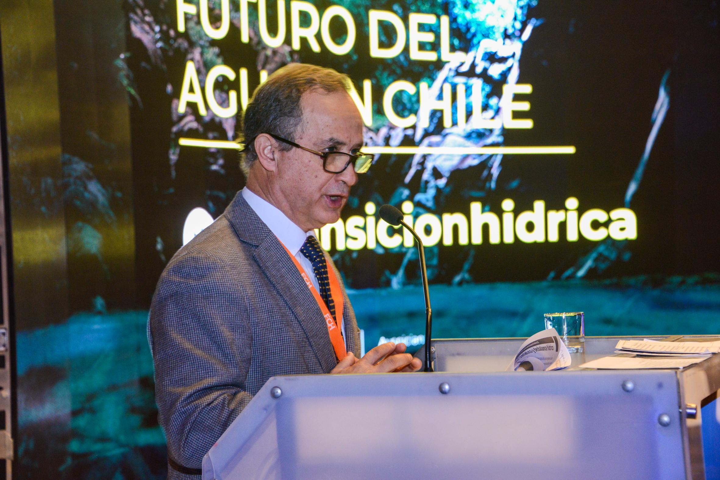 Oscar Cristi, director general de Aguas - Diario Puerto Varas