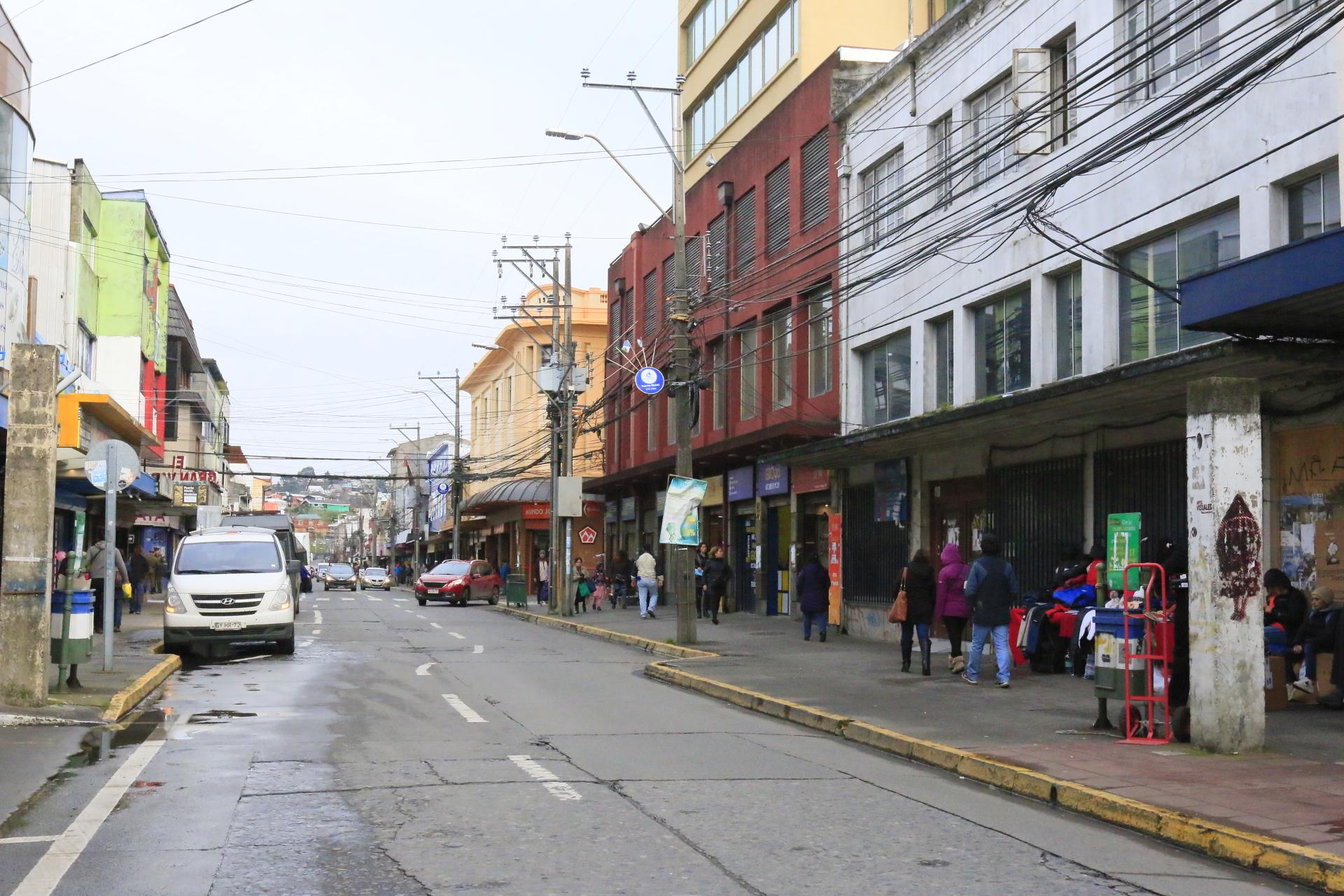 Calle Antonio Varas - Licitación Pública - Diario Puerto Varas