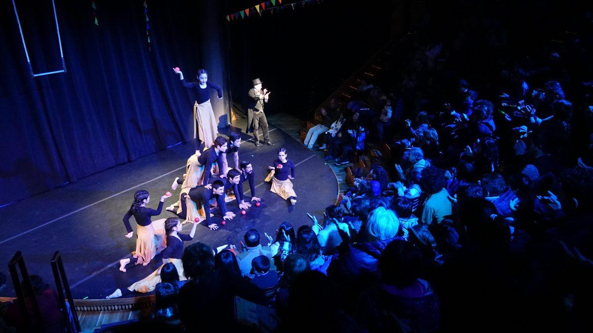 Teatro del Lago presenta la historia del circo en una sola función - Diario Puerto Varas