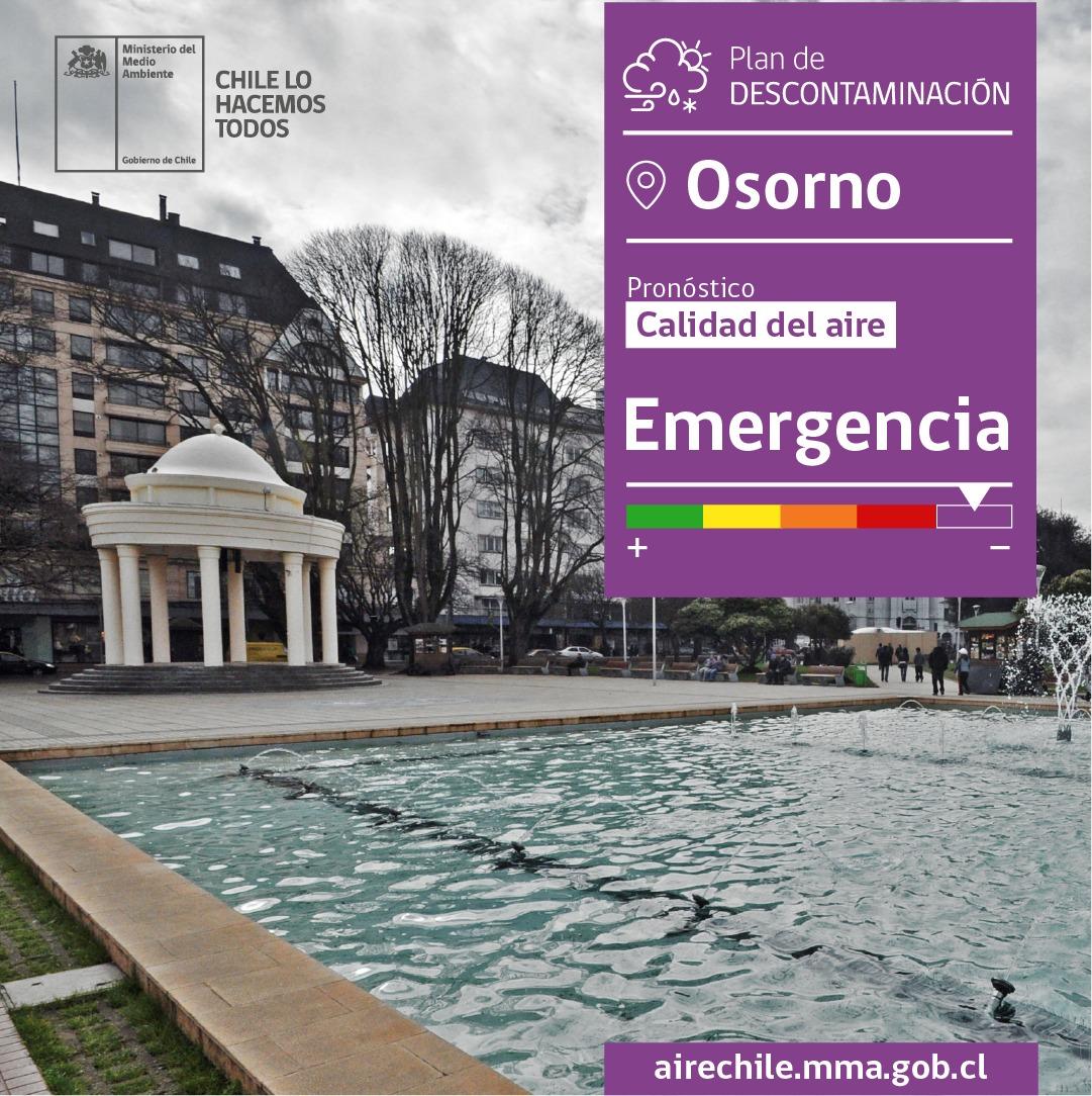 Emergencia Ambiental Osorno - Diario Puerto Varas