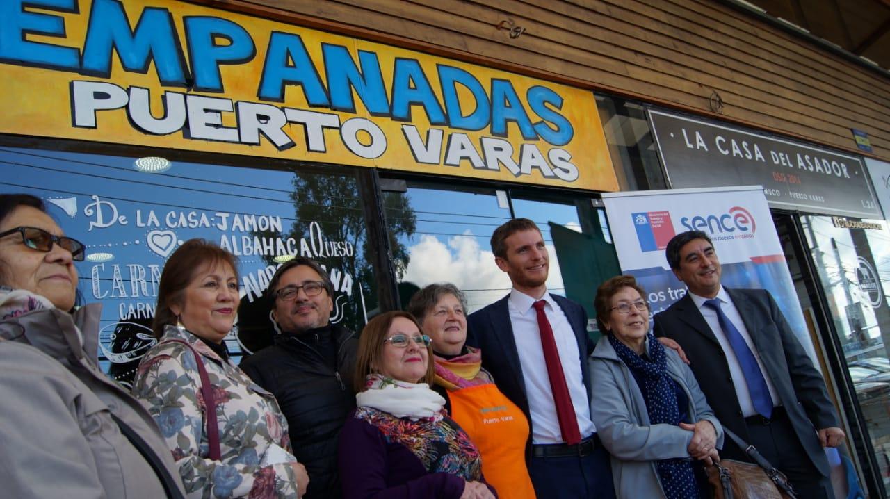 Programa Sence bonifica la contratación de adultos mayores - Diario Puerto Varas
