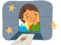 Luciano y su mochila de estrellas luminosas - Diario Puerto Varas
