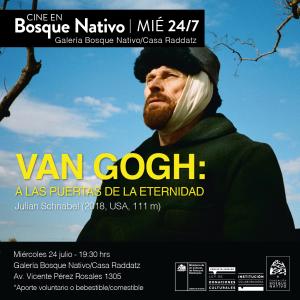 CICLO CINE Y ARTISTAS en Galería de Arte Bosque Nativo - Diario Puerto Varas