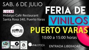 Feria de Vinilos Puerto Varas - Diario Puerto Varas