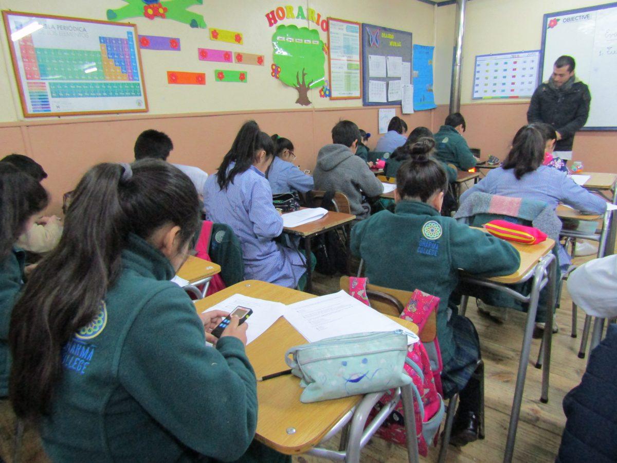 Novedoso sistema de evaluación educacional en Osorno - Diario Puerto Varas