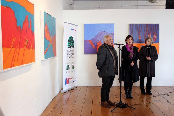 Iván Cárdenas, María Soledad González y María Angélica Lapostol - Diario Puerto Varas