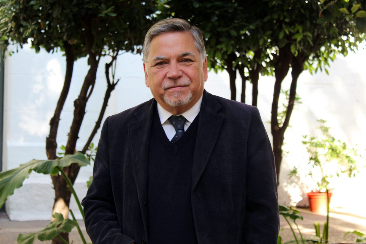 Jorge Gillies, académico de la Facultad de Humanidades y Tecnología de Comunicación Social, UTEM - Diario Puerto Varas