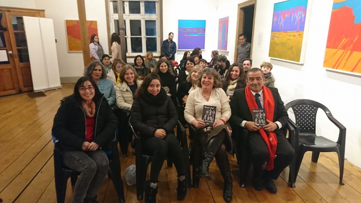 Lanzamiento libro Maldito Café y otros cuentos - Diario Puerto Varas