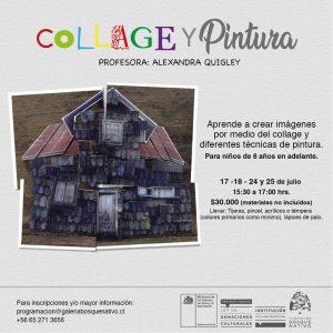 Taller en Galería de Arte Bosque Nativo - Diario Puerto Varas