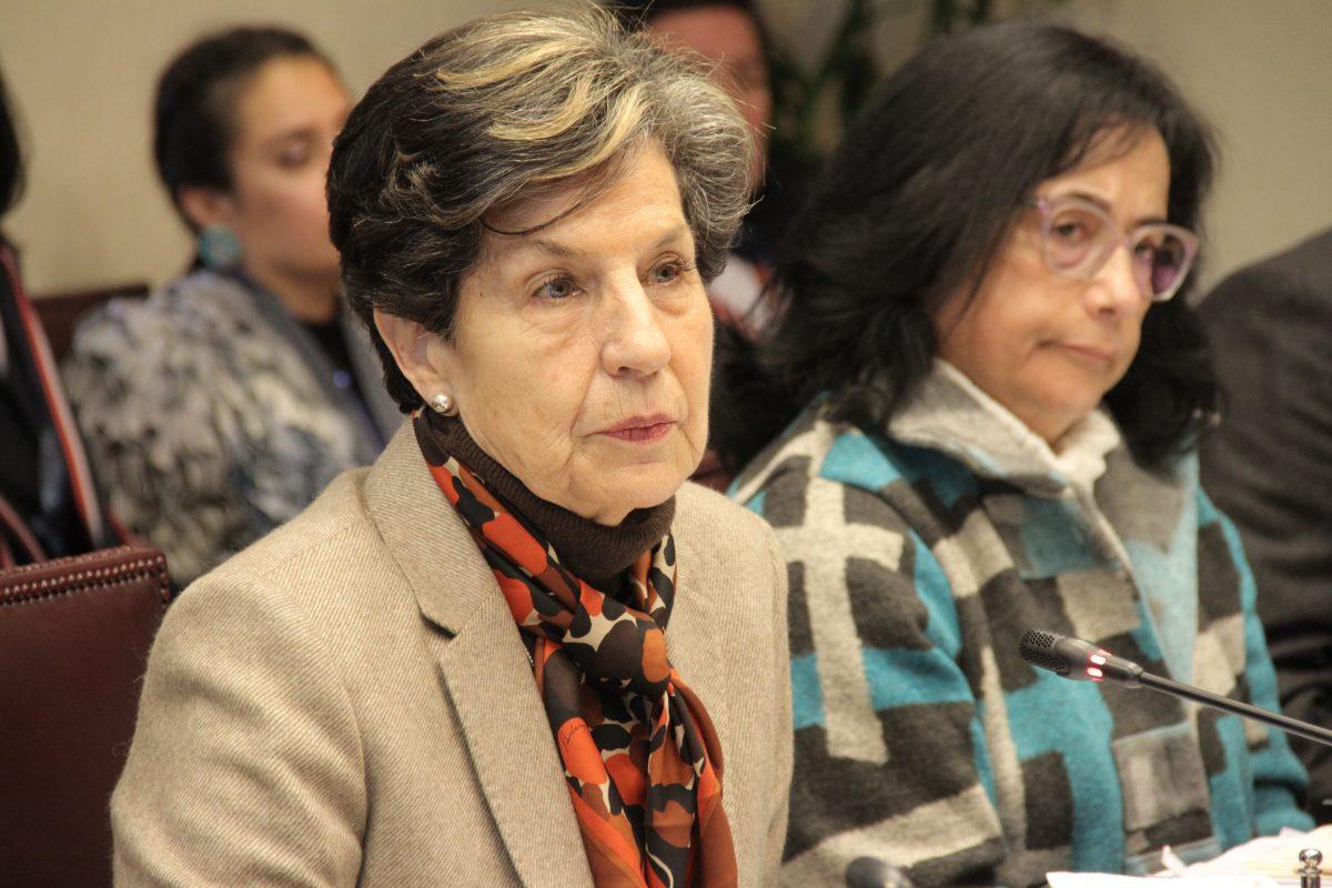 Isabel Allende, Senadora PS, Presidenta de la Comisión especial de Recursos Hídricos, Sequía y Desertificación - Diario Puerto Varas