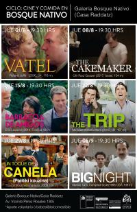 Ciclo de Cine y Comida en Galería de Arte Bosque Nativo - Diario Puerto Varas