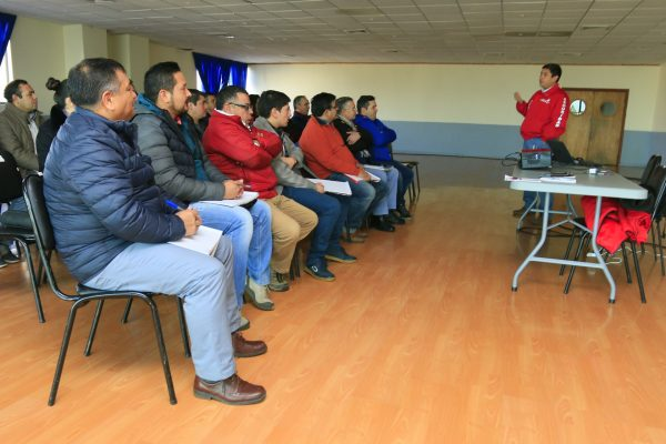 Puerto Montt capacitó nuevos inspectores municipales