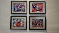 Abstracción, color y movimiento - Galería de Arte Bosque Nativo - Diario Puerto Varas