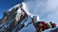 Cumbre al Everest fines de mayo 2019 - La Escalera de la Felicidad - Diario Puerto Varas