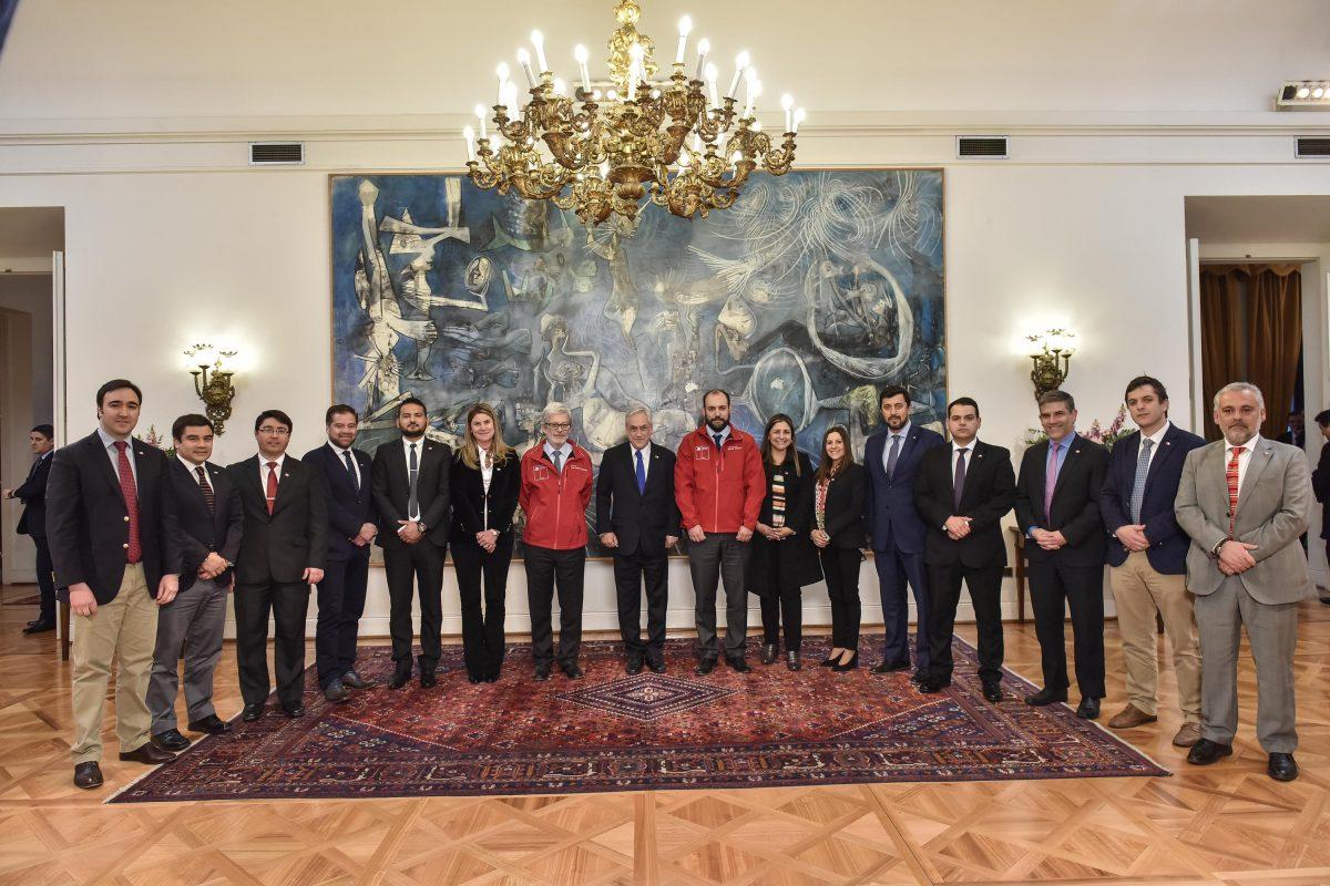 Ministerio de Economía - Juan Andrés Fontaine - Diario Puerto Varas