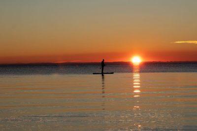 Lago Llanquihue - fotografía de Nicolás Lückeheide - Diario Puerto Varas