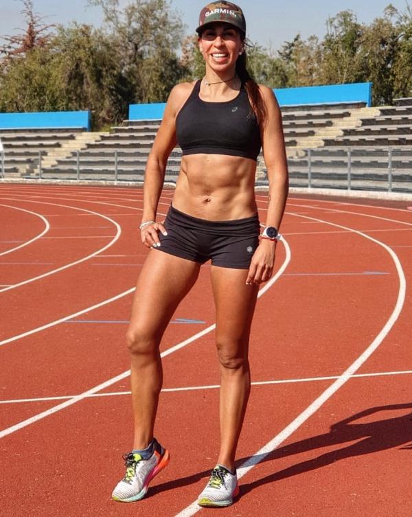 Karen Torrealba, campeona de maratones - Diario Puerto Varas