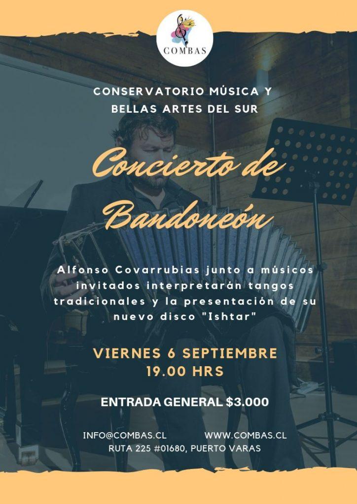 Concierto Alfonso Covarrubias - Diario Puerto Varas