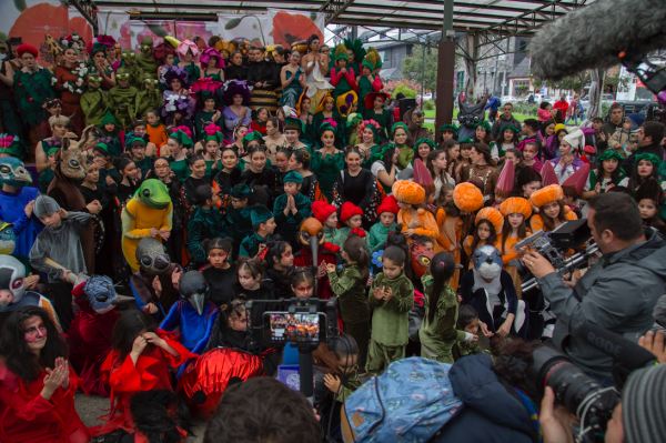 Elenco Carnaval del Sur - Diario Puerto Varas