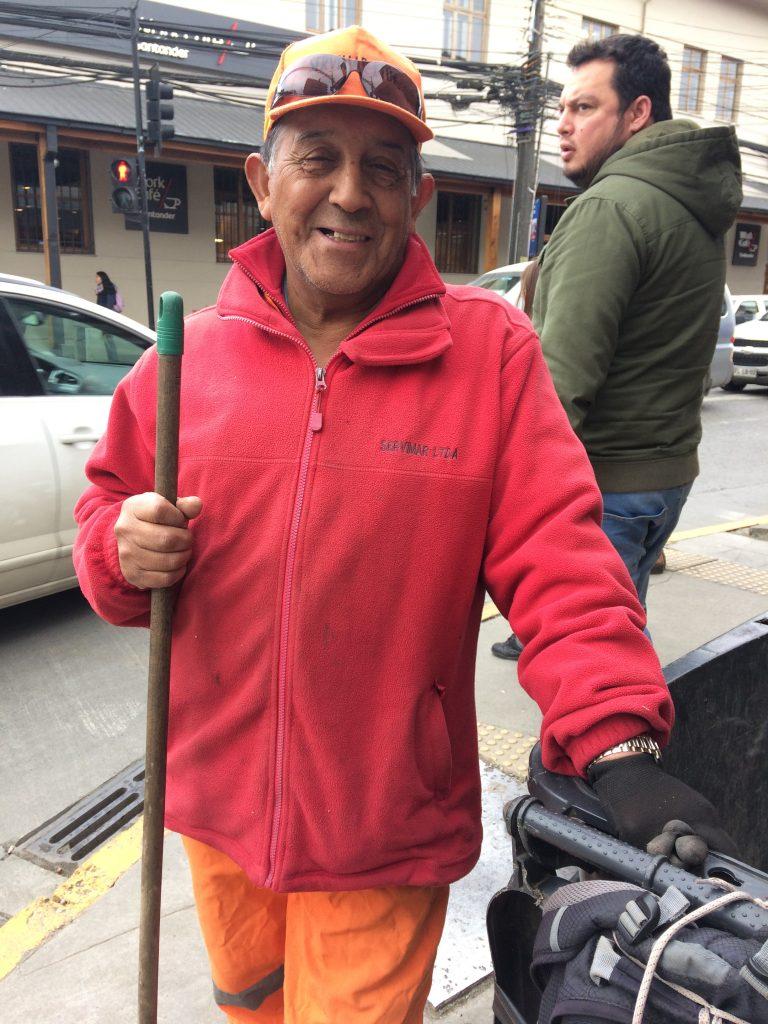 Sigifredo Mansilla es asesor de aseo en Puerto Varas - Diario Puerto Varas