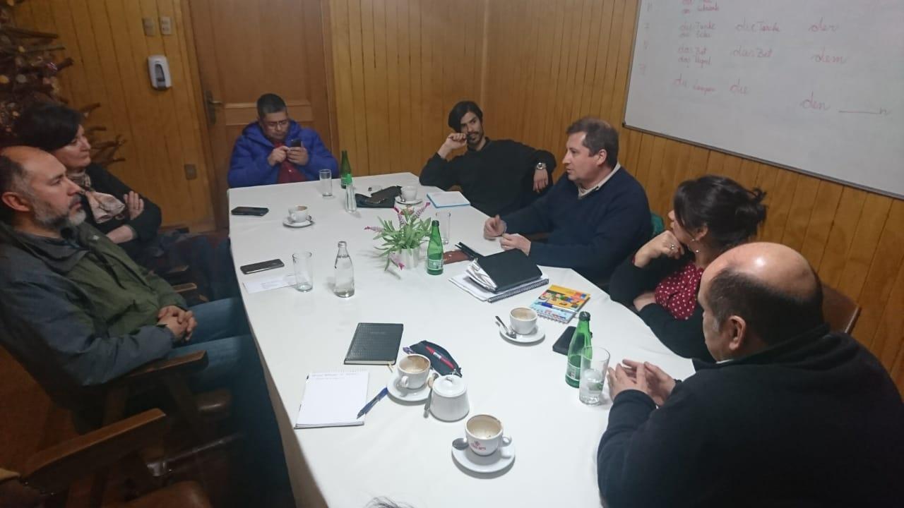 Concejales informan al COSOC fundamentos de la acusación contra alcalde Bahamonde - Diario Puerto Varas