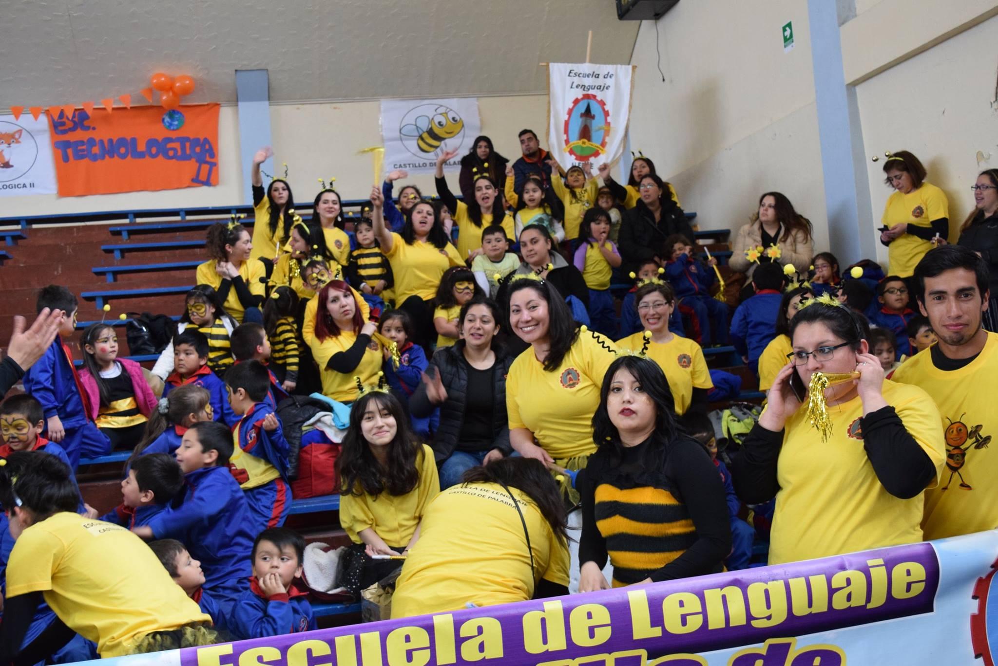 Campeonato deportivo escuelas de lenguaje - Diario Puerto Varas