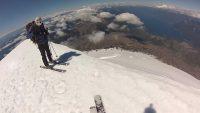 Fotografía de Nico Lückeheide - volcán Osorno - Diario Puerto Varas