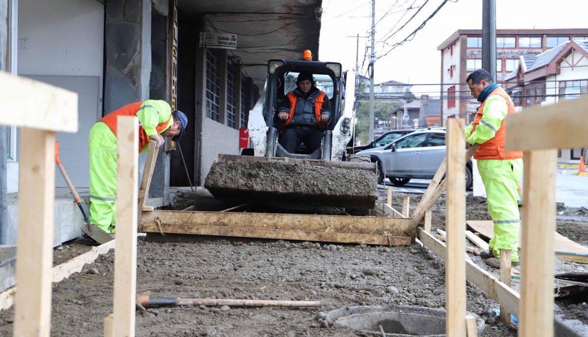 Obras de mejoramiento en Puerto Varas - Diario Puerto Varas