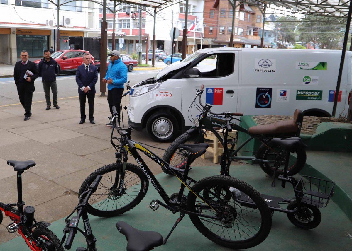 Electromovilidad en Puerto Varas - Diario Puerto Varas