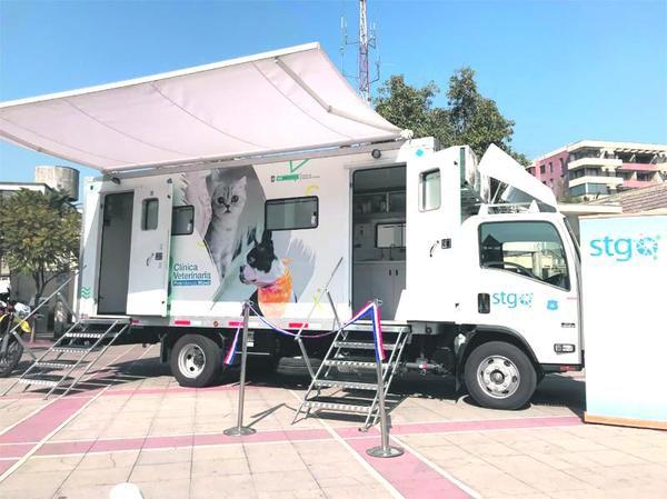 Avanza concreción de Clínica Móvil de Atención Veterinaria de Puerto Montt - Diario Puerto Varas