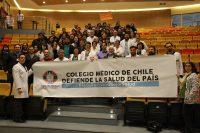 Movilizacion Salud - Colegio Médico - Diario Puerto Varas