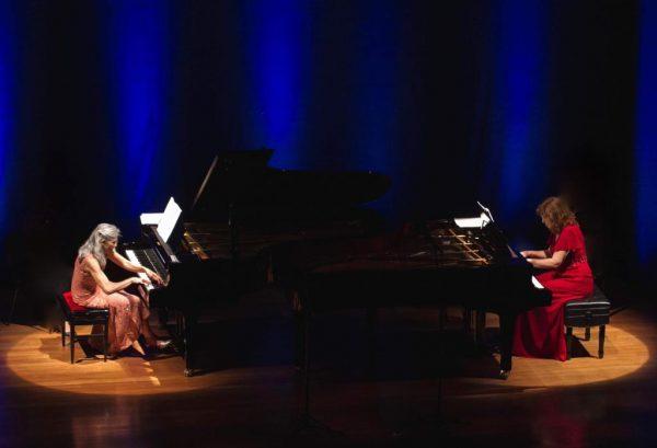 concierto piano a cuatro manos - Diario Puerto Varas