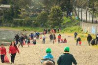Limpieza de playa Puerto Chico - Diario Puerto Varas