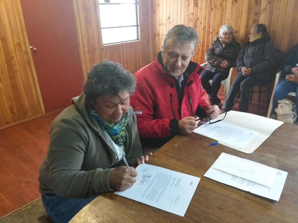 Vecinos del Copihue recibieron APR - Diario Puerto Varas