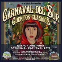 Galpón Aire Puro se suma a Carnaval del Sur - Diario Puerto Varas