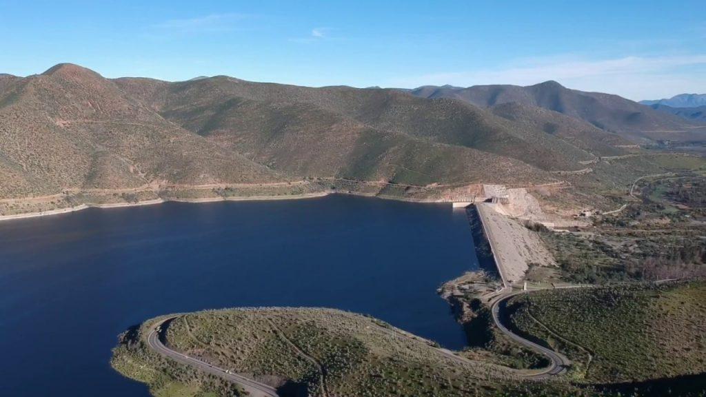 Drone Ovalle - Embalse La Paloma 2017 - Diario Puerto Varas