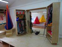 Fundación Ciudad del Niño inauguró su nueva Sala Eco-sensorial - Diario Puerto Varas