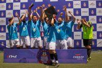 Axis campeón de Fútbol Maestro 2019 - Diario Puerto Varas