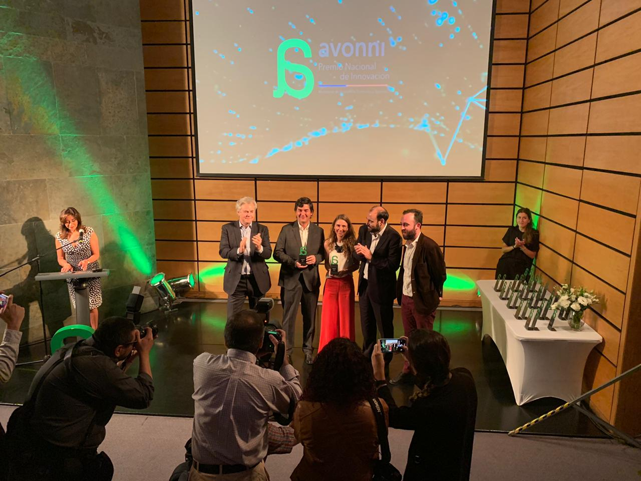 Aplicación EKID de Niños Primero gana premio Avonni - Diario Puerto Varas