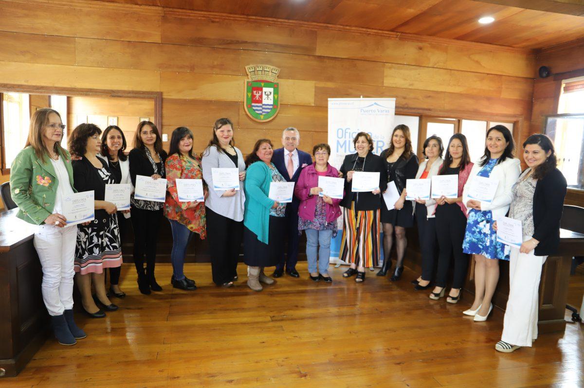 Municipalidad de Puerto Varas extendió plazo de inscripción para la Oficina de la Mujer y Familia - Diario Puerto Varas