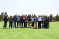 Colonia Tres Puentes cuenta con primera cancha de pasto sintético - Diario Puerto Varas