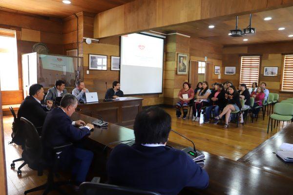 Constructora, Essal, SERVIU y municipio acordaron adelantar plazo de entrega de viviendas de Alto Esperanza II - Diario Puerto Varas