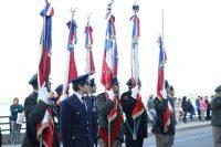 Bomberos de Puerto Varas conmemoró 112 aniversario en Plaza de Los Héroes - Diario Puerto Varas