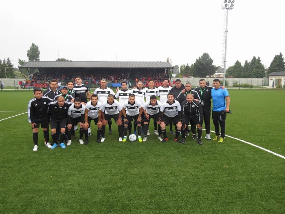 Frutillar: comienza interregional de clubes campeones zona sur senior - Diario Puerto Varas