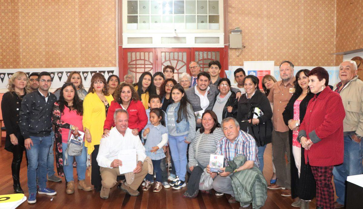 Seremi de Gobierno realiza diálogo ciudadano en Osorno