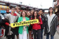 """""""Yo te respeto"""" - Diario Puerto Varas"""