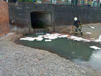 Derrame de hidrocarburos en Puerto Varas - Diario Puerto Varas