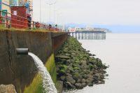 Descarga de aguas lluvias en Puerto Montt - Diario Puerto Varas